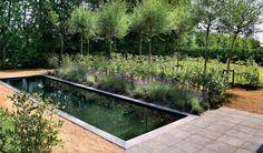 Dutch garden design ideas via www.pithandvigor.com
