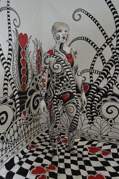 die 1838 besten bilder von schwarz wei muster 2 kritzelkunst malen und zeichnen und. Black Bedroom Furniture Sets. Home Design Ideas