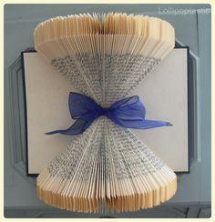 Bildergebnis für book folding angel