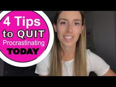 ⬇️⬇️⬇️ Watch this video ⬇️⬇️⬇️ to hear my quick and easy HACKS to make procrastinating a thing of the past so you can create MOMENTUM in your business and star
