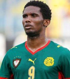 Samuel Eto'o (Cameroon)