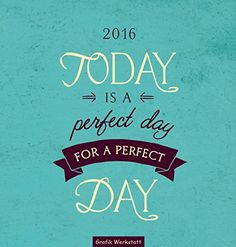 A Perfect Day, The Words, Lettering Design, Vintage Art, Psychology, Poster, Inspirational Quotes, Facts, Letters
