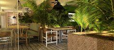 Diseño Interior Restaurante.9 lao.studio