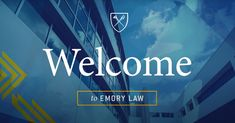 """As fears about the coronavirus pandemic and a national shutdown loomed, the staff at Emory Law reached for Lenz to help address a unique challenge: developing a virtual """"visiting day"""" experience for new students.  #COVID19 #coronavirus #marketing #marketingstrategy New Students, Marketing, Law, Challenges, Neon Signs, Reading, Unique, Remote, Atlanta"""