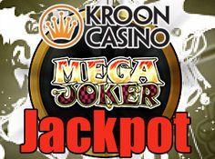 Mega Joker Jackpot valt