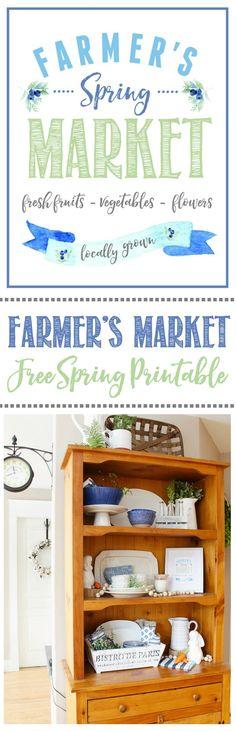 Farmer\'s Market Fre