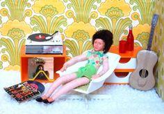 Puppenhäuser 70er