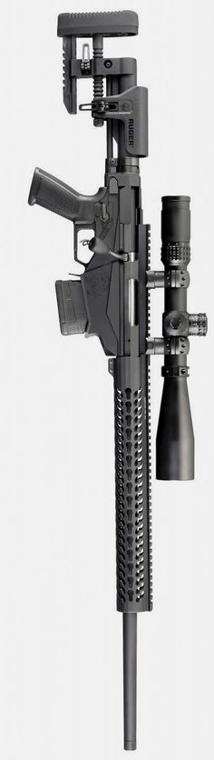 Ruger's New Precision Rifle