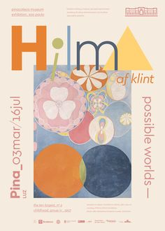 Hilma af Klint – Marcelo Ribeiro Photo Wall Collage, Picture Wall, Collage Art, Room Posters, Poster Wall, Poster Prints, Images Murales, Graphisches Design, Arte Pop