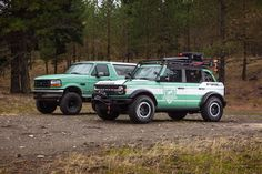 Ford teams with Filson Wildland to build a Bronco fire-fighting rig | Credit: Ford Ford Bronco, New Bronco, Bronco Sports, Jeep Wrangler, Bronco Concept, Classic Bronco, Cool Fire, Forest Service, Emergency Vehicles