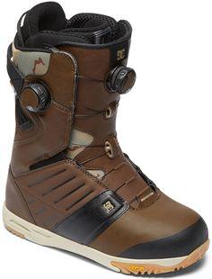 DC Judge Boa Snowboard Boots, UK 8 Brown 2019 Keep Warm, Snowboarding, Sports, Heels, Stuff To Buy, Uk 11, Link, Fashion, Boas