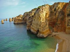 one of the most gorgeous places i have ever been blessed to go -- lagos, portugal.