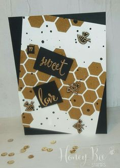 Card created using Honey Bee Stamps