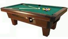 Sedona Pool Table DBA Coin Operated From Valley Dynamo Pool - Valley bar pool table for sale