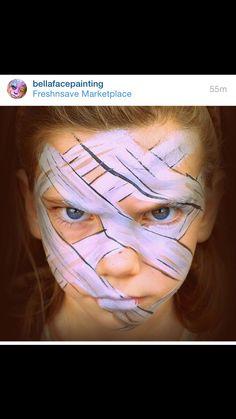 Face Painting Designs, Paint Designs, Carnival, Halloween Face Makeup, Children, Young Children, Boys, Carnavals, Kids