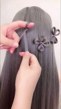 Easy Hairstyles For Long Hair, Cute Hairstyles, Braided Hairstyles, Protective Hairstyles, Toddler Hairstyles, Beach Hairstyles, Twisted Hair, Crazy Hair Days, Hair Videos