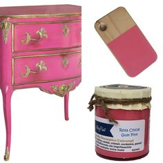 Colores Mary Paint - MaryPaint - gum pink