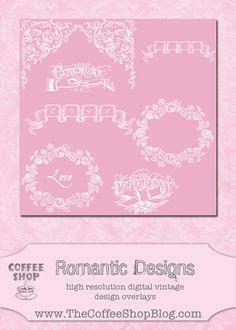 The CoffeeShop Blog: CoffeeShop Romantic Designs!  http://www.thecoffeeshopblog.com/2013/04/coffeeshop-romantic-designs.html