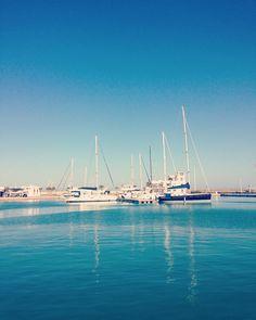 Saïdia marina in Morocco   | photo taken by @lovely_f