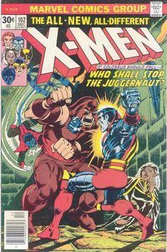 Uncanny XMen 102