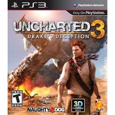 Uncharted 3: Drake's Deception : Disclosure : affiliate link
