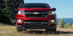 2018 Chevrolet Colorado at Chevrolet Cadillac of Santa Fe: www.chevroletofsantafe.com.