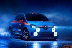 Renault TwinRun Prototype