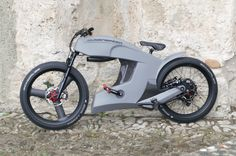 Pro Electric Cycle - Grey Blacking