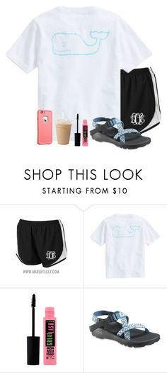 """""""Is anyone else done with all 13 episodes of fuller house & just waiting for the next epsodes to air??"""" by theblonde07 ❤ liked on Polyvore featuring Vineyard Vines, LifeProof, Maybelline and Chaco Lazy Day Outfits, Cool Summer Outfits, Sporty Outfits, Simple Outfits, Everyday Outfits, Outfits For Teens, Cute Outfits, Casual Summer, School Outfits"""