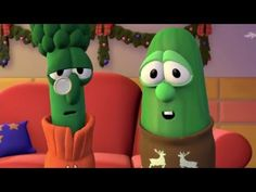 VeggieTales: The Pirates Who Don't Do Anything - Silly Song - YouTube
