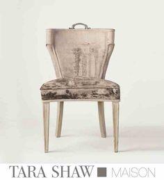 Tara Shaw Maison, like the chair, too