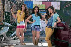 BUM Apparel Unleashes Four New Brand Ambassadors: Nash Aguas, Ella Cruz, Jane Oineza and Diego Loyzaga