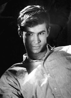 Anthony Perkins, 1956