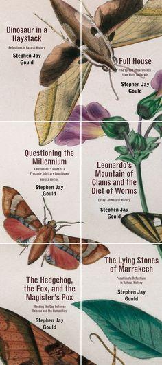 Steven Jay Gould, designed by Sam Potts (University of Harvard Press)