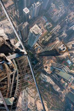 Guangzhou | byVitaliy Raskalov. Gives me vertigo just looking at it!