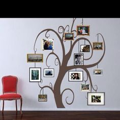 Love this! Family Tree.