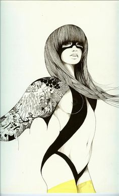 Mitika art » David Bray. British illustrator