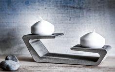 The Poise Tea Light Candle Holder