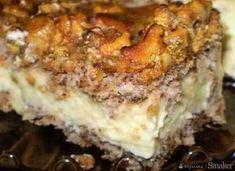 Orzechowiec - najlepszy Cake Recipes, Snack Recipes, Dessert Recipes, Cooking Recipes, Snacks, Polish Desserts, Polish Recipes, My Favorite Food, Favorite Recipes