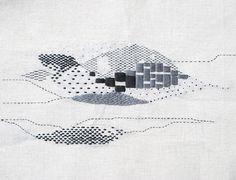 bordados: bordados a mano // handmade embroidery - texturas