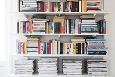 Mix it up on your book shelves.