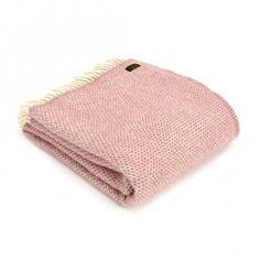 Free UK Delivery Large Blanket Pink Sofa Throw Pink Wool Blankets /& Throws 100/% Wool Pink Bed Throw Pink Geo Pink Throw Blanket