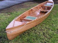 Little Guide - a one sheet canoe