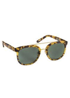 CL-10 | Matte Osaka Tortoise Polarized 24k // 2016 sunglasses for women
