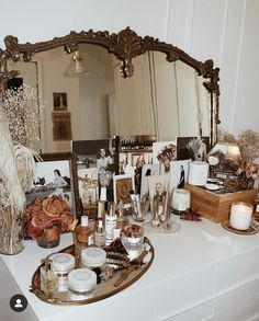 bedroom vintage 40 Dressing Table Ideas In Your Room A dressing stand or table is one of the most important furniture in residential houses. This kind of furniture can []