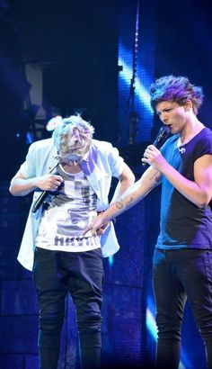 louis, what....?