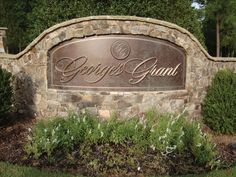 amazing community entrance signs - Google Search