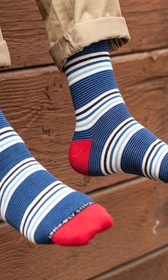 MENS SOCKS: Just bought these for my husband from Unsimply stitched! Funky Socks, Colorful Socks, My Socks, Happy Socks, Patterned Socks, Striped Socks, Crazy Socks For Men, Designer Socks, Dress Socks