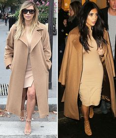 Photo proof that Kim Kardashian only really wears 15 different outfit variations ever. See the key pieces here: