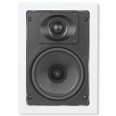 "ArchiTech Kevlar 5.25 In. In-Wall Speakers, 2-Way (Pair) by OEM SYSTEMS COMPANY. $119.95. The 5.25"" long speakers feature throw black kevlar woofer with butyl surround and Phase Plug pole piece. They include metal grilles that can be painted or covered to match or compliment wall finish. The White Pigmented Frames can also be painted to match or compliment wall finish. Black Baffles are provided so individual drivers are not visible through the grille. The Architech sp..."